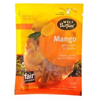 Mangos gezuckert