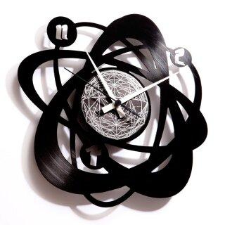 Wanduhr - Atomium