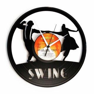 Wanduhr - Swing