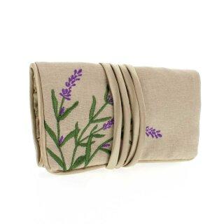 Schmuckrolle Lavendel
