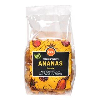 ANANAS getrocknet 70 g kbA, fruchtig