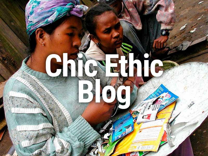 Geschichten aus dem Fairen Handel: Chic Ethic Blog