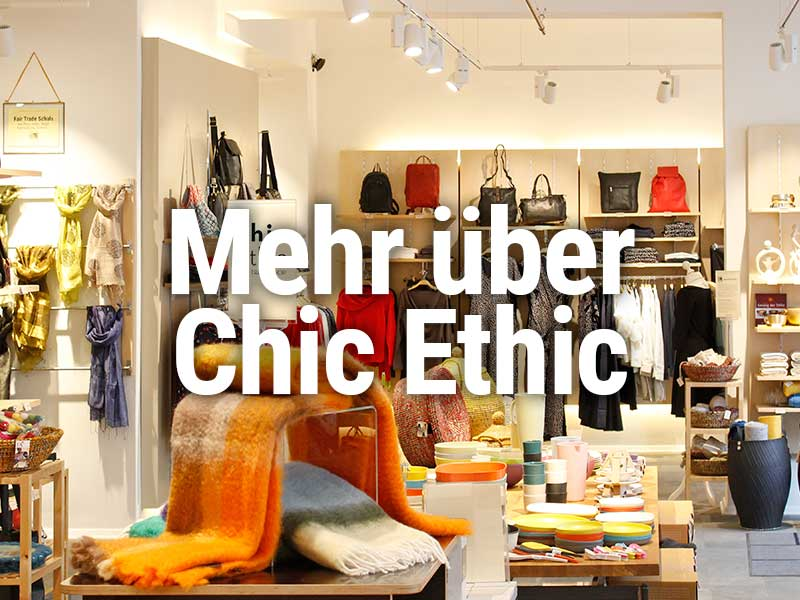 Unser Fair Trade Shop am Tummelplatz