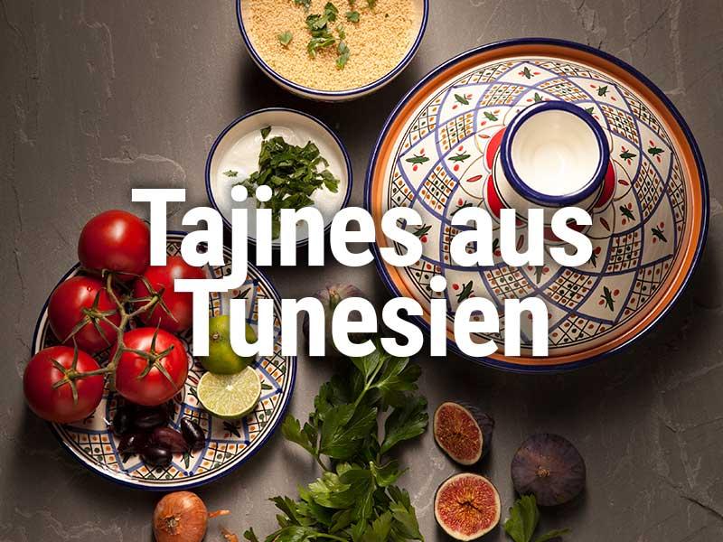 Tajines aus Tunesien